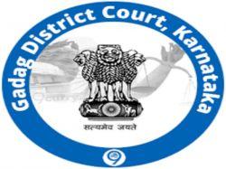 Gadag District Court Recruitment 2019 For 10 Stenographer Posts