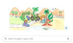 Google Celebrates Children S Day 2019 With Special Doodle