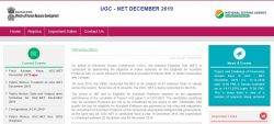 Nta Ugc Net December 2019 Final Answer Key Released