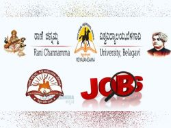 Rani Channamma University Recruitment 2019 For Software Developer Posts