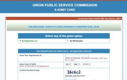 Upsc Ese Prelims Admit Card 2020 Released