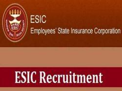Esic Bangalore Recruitment 2020 For 10 Tutor Posts