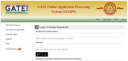 Gate 2020 Admit Card Released