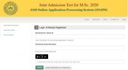 Iit Jam 2020 Admit Card Released