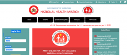 Nhm Recruitment 2020 For 253 Nurse Mlphs Posts