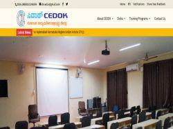 Cedok Recruitment 2020 For 4 Various Posts