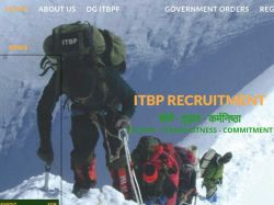 Itbp Recruitment 2020 For 51 Constable Gd Posts