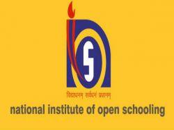 Nios Class 10 And 12 Exams Cancelled