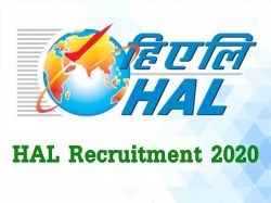 Hal Recruitment 2020 Apprentices Visiting Faculty Members Posts