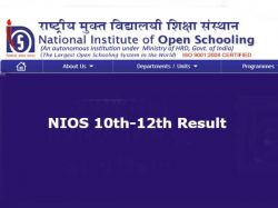 Nios 10th Results 2020 Released In Official Website How To Check Read On In Kannada