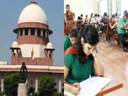 Jee Neet Exams 2020 Sc Rejects Review Of Plea By 6 States Against Holding Exams