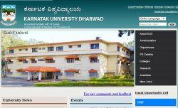 Karnataka University Dharwad Recruitment 2020 For 5 Guest Faculty Posts