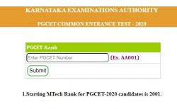 Karnataka Pgcet Results 2020 Declared Here Is How To Check