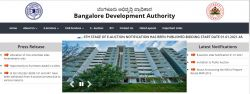 Bangalore Development Authority Recruitment 2021 For Experienced Staff And Officer Posts