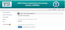 Gate 2021 Admit Card Released Today Here Is How To Download