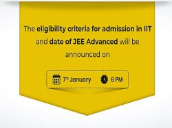Jee Advanced 2021 Exam Dates And Iit Admission Eligibility Criteria Will Announce On January