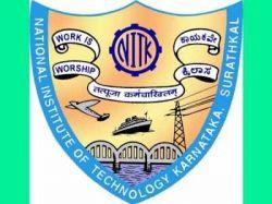 Nit Karnataka Recruitment 2021 For 2 Junior Research Fellow Posts