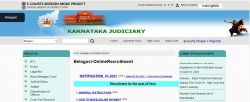 Belagavi District Court Recruitment 2021 For 31 Peon Posts Apply Online Before March