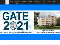 Gate 2021 Result To Be Announced On March 22 How To Download