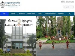 Bangalore University To Conduct Online Classes For Ug And Pg Courses Due To Covid