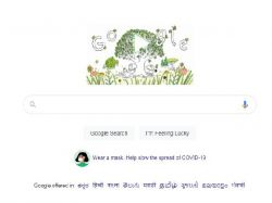 Earth Day 2021 Google Created A Doodle Which Highlights Plant The Seed For Bright Future