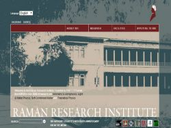 Rri Recruitment 2021 For 2 Research Assistant Posts