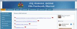 Dharwad Zilla Panchayat Recruitment 2021 For 14 Officer Deo And Various Posts