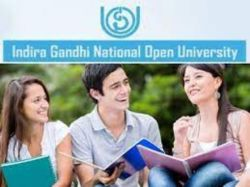 Ignou July Session Admission 2021 Registration Date Extended To July