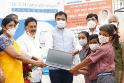 Bengaluru Malleshwaram Government Boys High School To Develop 75 Satellites