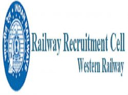 Rrc Western Railway Recruitment 2021 For 80 Je Technician And Various Posts