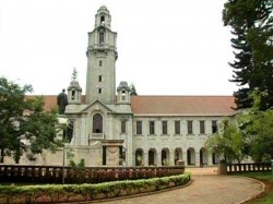 Indian Institute Of Science Ranked Eighth