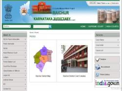 Stenographers Typist Recruitment In Raichur Court