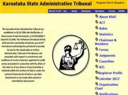 Karnataka State Administration Tribunal Recruiting Stenographers