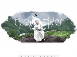 Google Doodle Celebrates The 113th Birthday Of Kuvempu