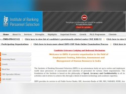 Ibps Recruitment 2018 For Banking Faculty