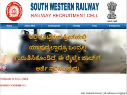 South Western Railway Recruitment For Sportspersons