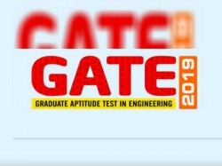 Gate 2019 Exam City Correction Begins