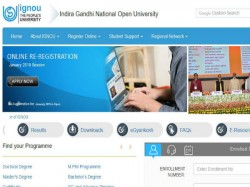 Ignou Released December 2018 Term End Examination Admit Card