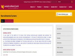 Pnb Recruitment 2019 Apply 325 Manager Officer Posts