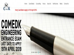 Comedk 2019 Exams Will Be Conducts On May 12th