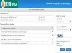 Idbi Bank 2019 Assistant Manager Posts Pre Exam Training A