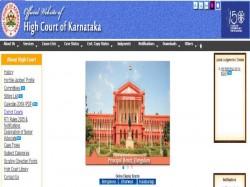 High Court Of Karnataka Recruitment 2019 For 18 Typist Posts