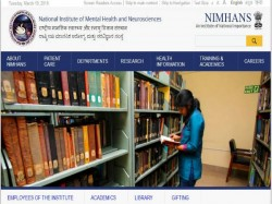Nimhans Recruitment 2019 For Junior And Senior Research Offi