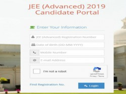 Jee Advanced 2019 Admit Card Released Today