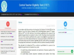 Ctet 2019 July Admit Card Released How To Download Check H