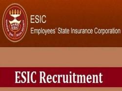 Esic Karnataka Recruitment 2019 Walk In For 23 Sr Resident