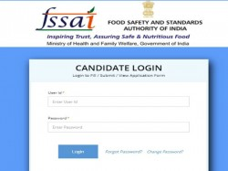 Fssai Admit Card 2019 Released For 275 Various Vacancies