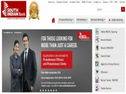 South Indian Bank Recruitment 2019 For 385 Probationary Cler