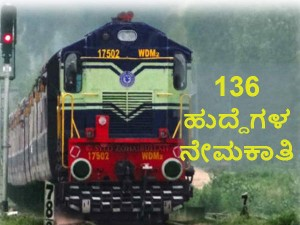South Western Railway Recruitment Of Goods Guard