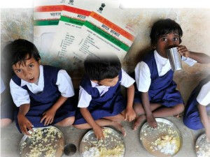 No Need To Link Aadhar For Midday Meals